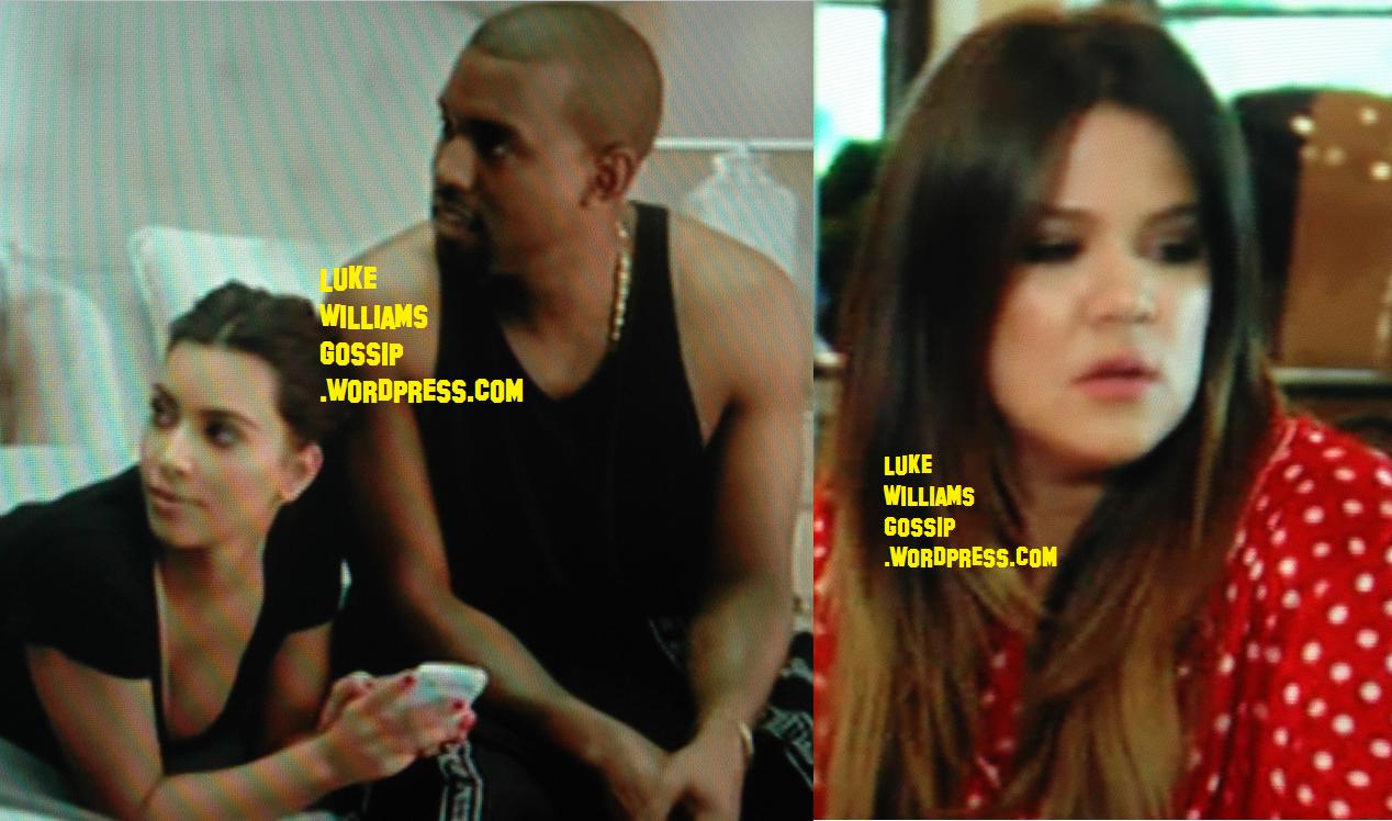Kanye West Luke Williams Gossip Page 35