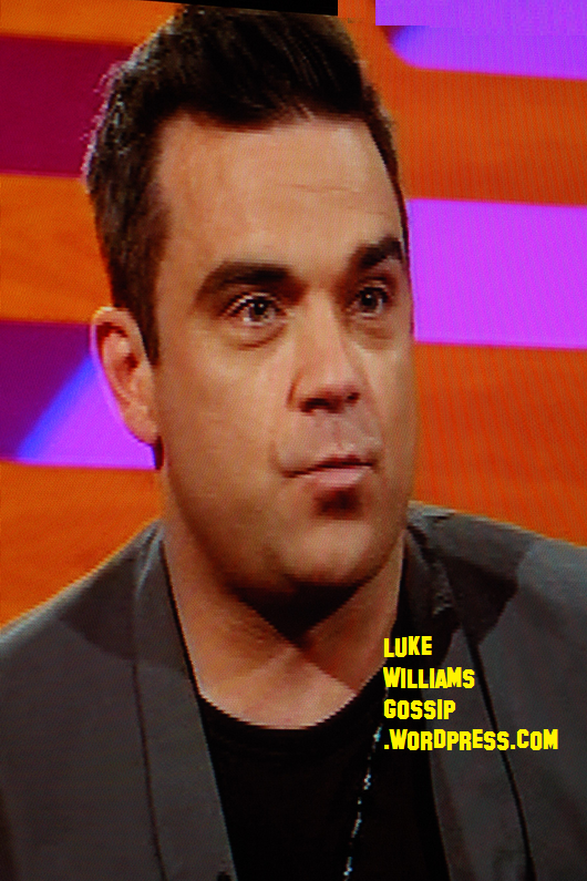 Robbie Williams Talks About Fatherhood, Baby Names And Gwyneth Paltrow's Daughter On Graham Norton