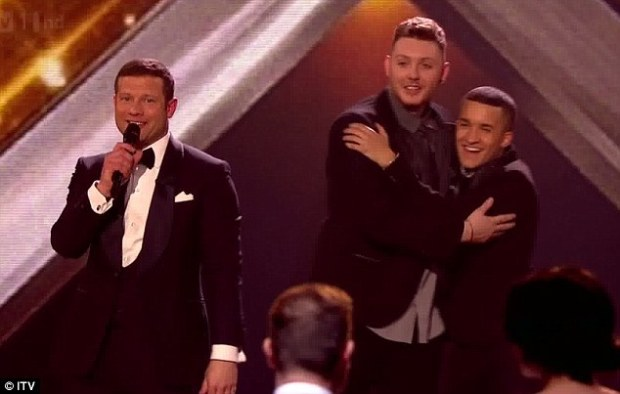 Christopher Maloney Voted Off The X Factor! James Arthur And Jahmene Douglas In The Final