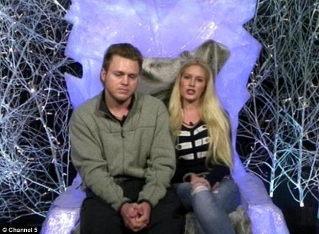 All Big Brother Housemates Vote Spencer Pratt and Heidi Montag AKA Speidi For First Eviction2