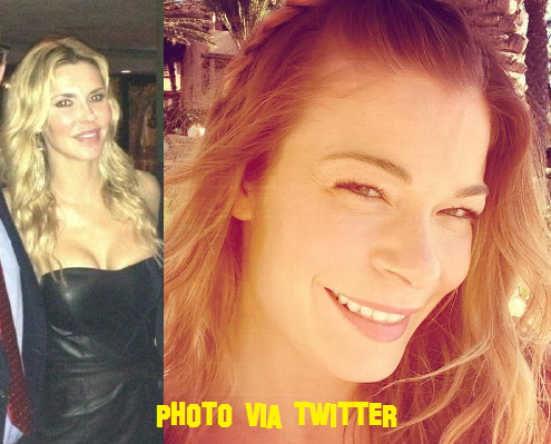 Brandi Glanville Denies Twitter War With LeAnn Rimes!