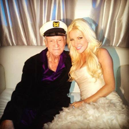 Hugh Hefner Gets Married To Crystal Harris On New Years Eve