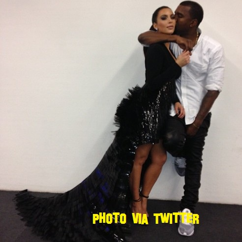 Kim Kardashian & Kanye West' Baby Will Be On Their Reality Show!