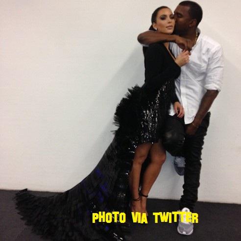 Kim Kardashian & Kanye West' Baby Will Be On Their Reality Show!