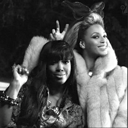 Beyoncé And Kelly Rowland Post Together On Kelly's Birthday