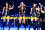 beyonce kelly rowlan super bowl 2013 dacing