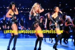 beyonce photos dancing super bowl 2013