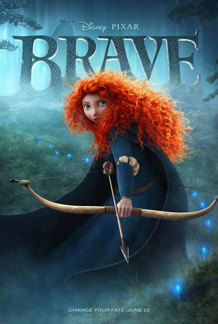 Brave Wins Animated Feature Film At The Oscars!