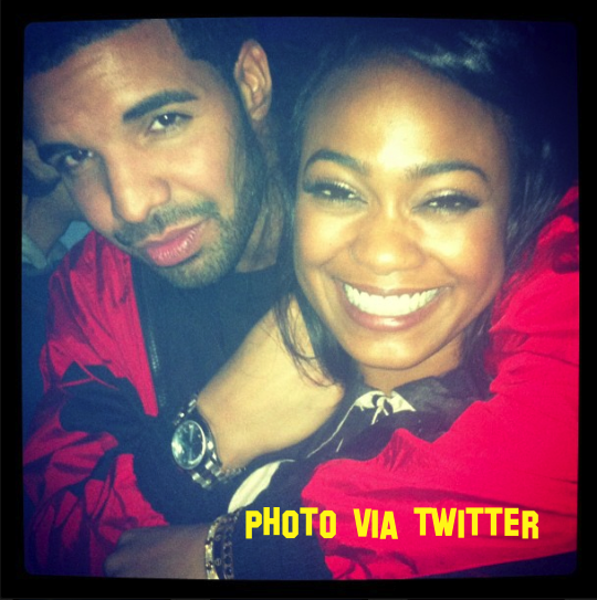 Has Drake Got A New Girlfriend Luke Williams Gossip