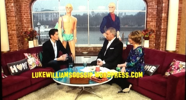 Real Life Ken Doll Appears On This Morning To Talk About His £70,000 Surgical Enhancements