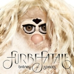 Furby Remake  Iconic Album Covers britney spears