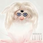 Furby Remake  Iconic Album Covers christine aguilera