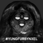 Furby Remake Iconic Album Covers christine aguilera