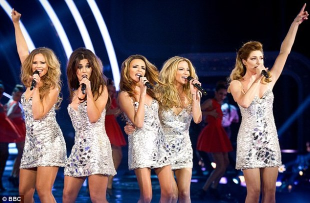Girls Aloud Announce They Have Split Up!!