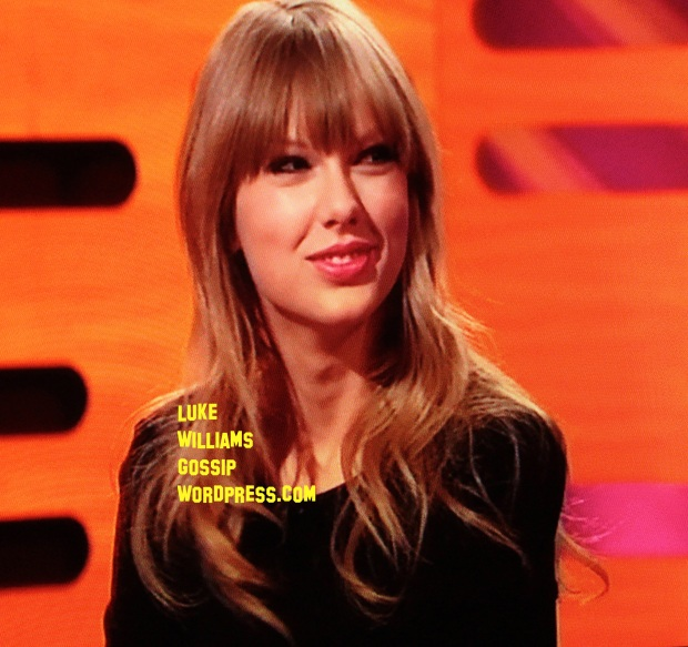 taylor swift on graham norton .