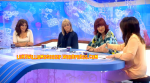 carol vorderman on loose women 24 april 2013 jame mcdonnald porter lukewilliamsgossip.wordpress.com