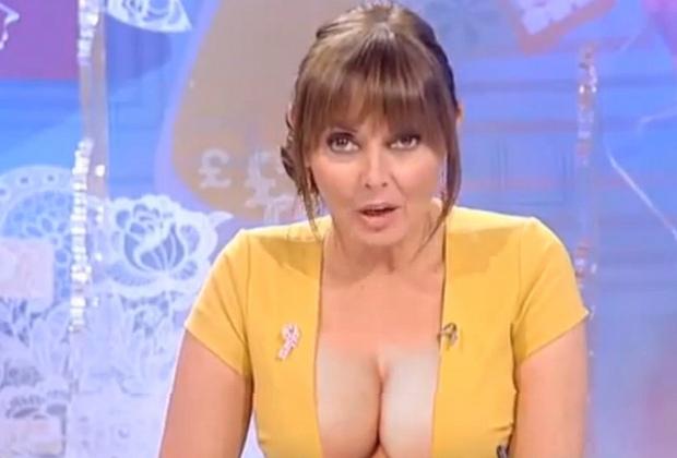 Carol vordermans boob job confirm. was