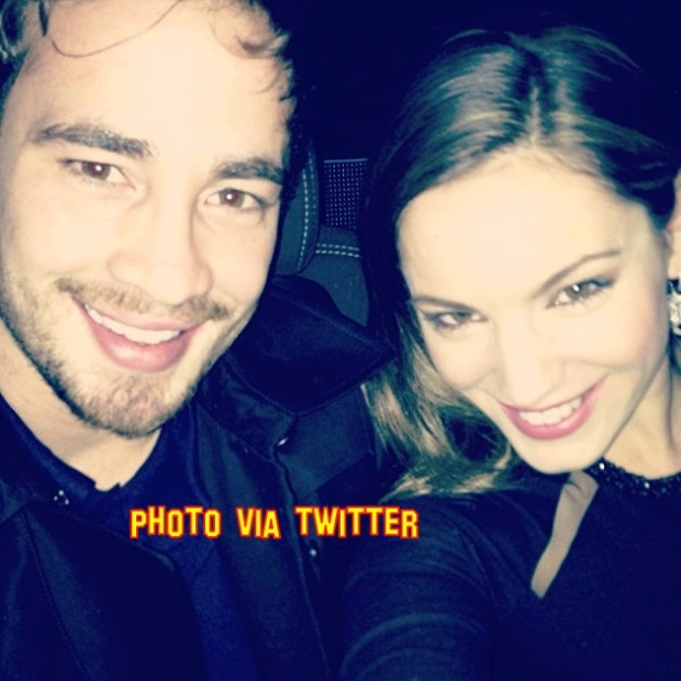Kelly Brook's Boyfriend Danny Cipriani Rushed To Hospital After Getting Hit By A Double-Decker Bus