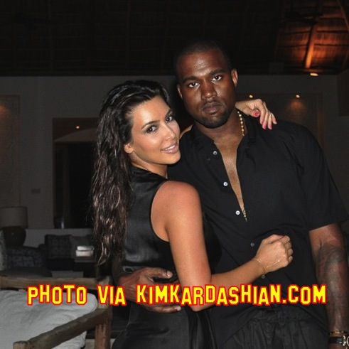 Kim Kardashian To Marry Kanye West Before The Baby Is Born?