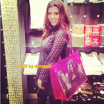 kourtney kardashian sisters shopping bag