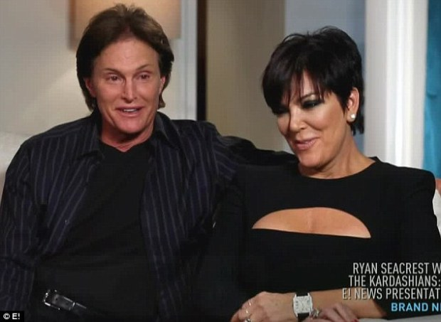 "Kris Jenner May Think She's The ""Queen Of F**king Everything"", But Bruce Jenner Is King!!"