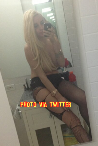 "Amanda Bynes Post's Topless Photo On Twitter And Her And Her ""Long Hair Don't Care"""