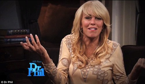 Dina Lohan Is Thrilled That Lindsay Is In Rehab And Getting Help