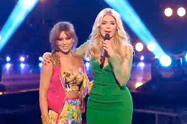 Holly Willoughby And Cheryl Cole's Hairstyles Are The Most Copied In The UK