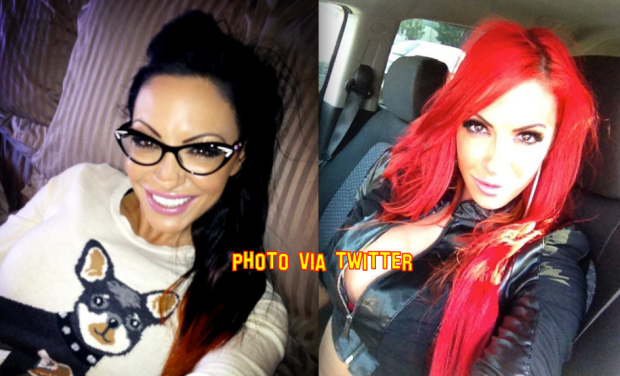 Jodie Marsh Ditches The Ultra Bright Red Hair For New Black Do