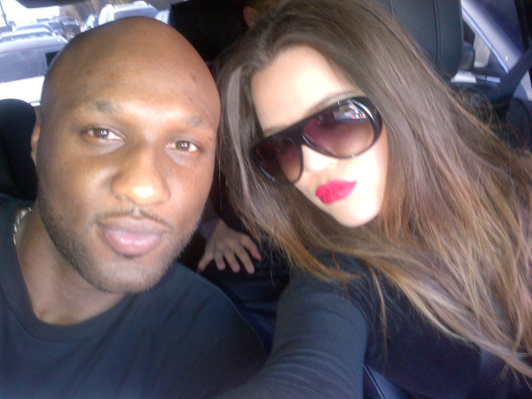 Khloe Kardashian And Lamar Odom Get Police Called To Their House For No Reason
