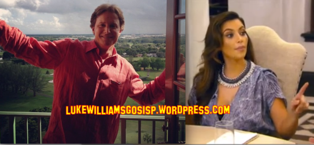 kim kardashian and bruce jenner lukewilliamsgossip