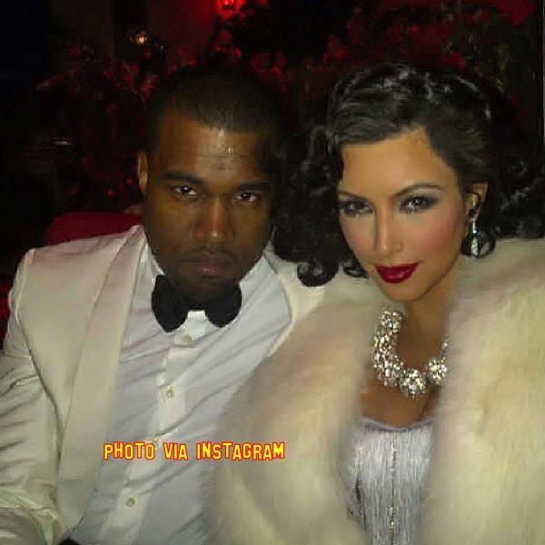 Kim Kardashian & Kanye West Are 100% OK!!