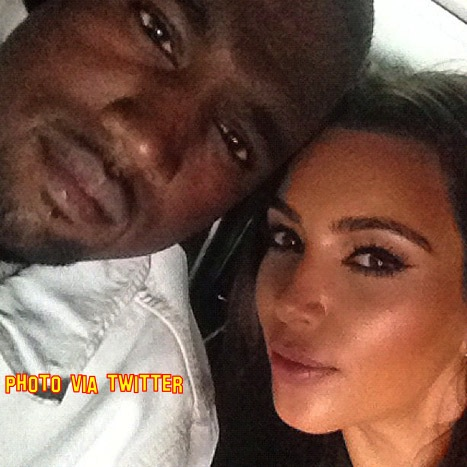Kim Kardashian & Kanye West Going To Copyright Their Baby's Name?