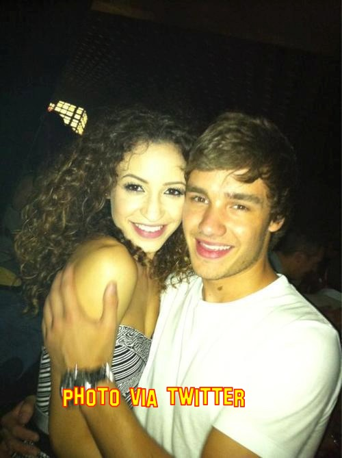 is Liam Payne nog steeds dating Danielle peazer 2013
