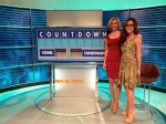 Myleene Klass on countdown show
