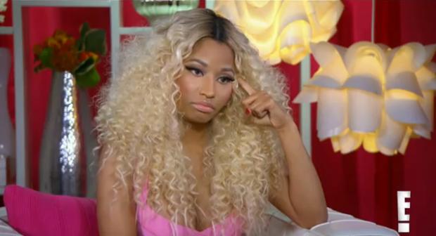 Nicki Minaj Quits American Idol Just As Its Announced Mariah Carey It Leaving!