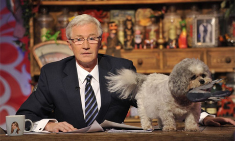 Paul O'Grady Say's He Gave Up His Chat Show Due To Being Fed Up With A-Listers Baggage