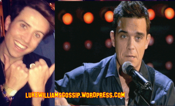 Robbie Williams Slams Nick Grimshaw For Not Playing His Music On Air Calls Him A B******