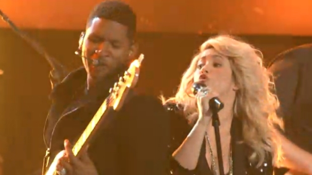 Shakira & Usher To Return To The Voice??