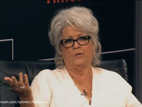 Paula Deen's Upcoming Book Gets Cancelled By The Publisher!
