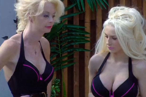 Celebrity Big Brother Stars Lauren Harries And Courtney Stoddon Get Their Own Reality Show!