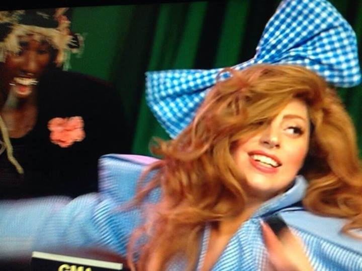 Good Morning America Gossip : Lady gaga performs on good morning america see photos here