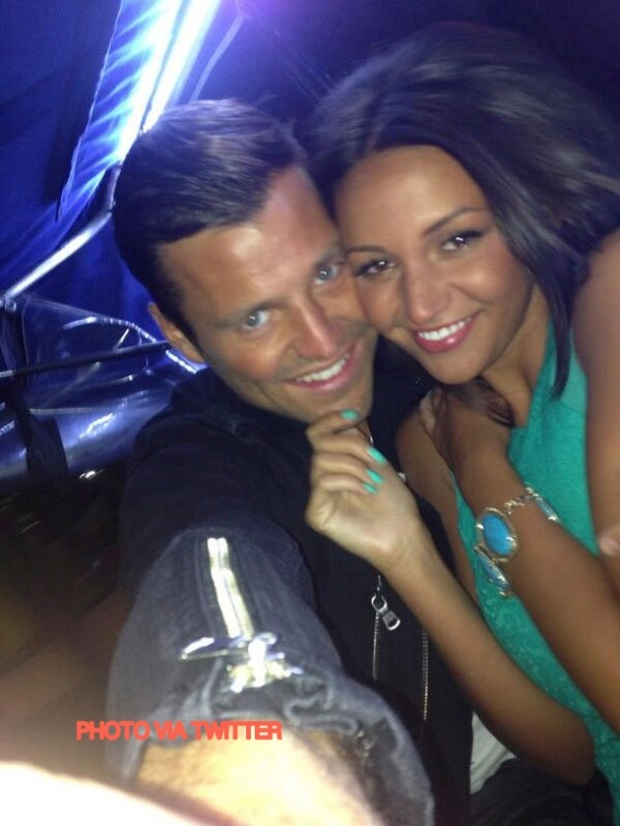 Mark Wright And Michelle Keegan Are Engaged!!